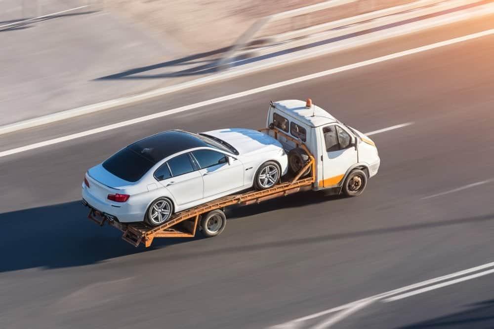 Remorcari auto cu platforma